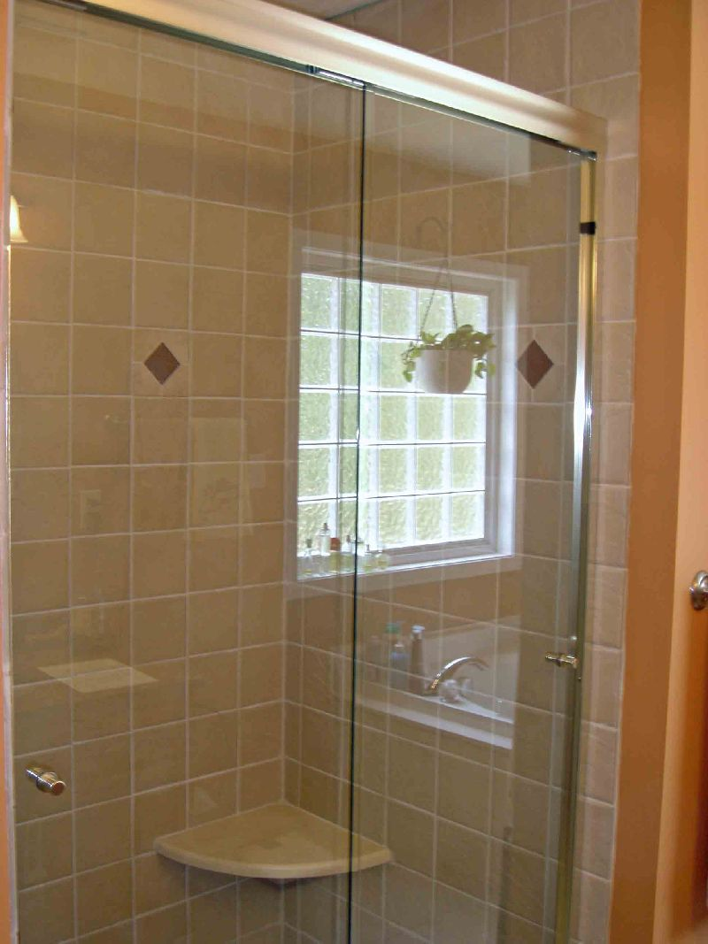 Glen allen glass and mirror llc - Alumax shower door and buying considerations ...